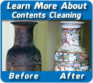 contents cleaning